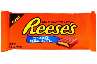 Reese's Giant Milk Chocolate Peanut Butter Bar 192g