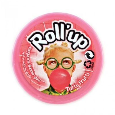 Roll'Up Tutti Frutti Chewing gum