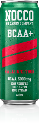 Nocco Hallon/Citron 330ml