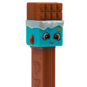 Pez Shopkins (Cheeky Chocolate)