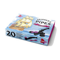 Skipper's Pipes 340g 20-Pack