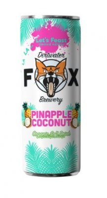 The Dirtwater Fox Pinapple Coconut