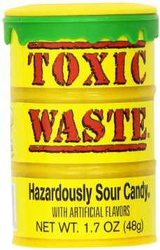 Toxic Candy Hazardously