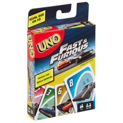UNO Fast & Furious