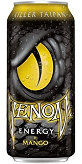 venom Energy Killer Taipan (473ml)
