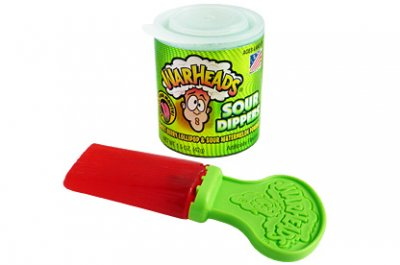 Warheads Watermelon Sour Dippers