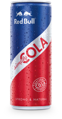 Red Bull Simply Cola